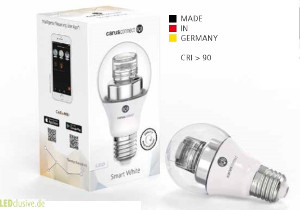 Carus Connect Smart White LED-Lampe